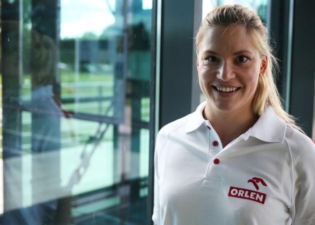 Joanna Mendak zdobywała medale już na poprzedniej paraolimpiadzie