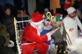 Spotkanie z Mikołajem w kłeckim parku [FOTO, VIDEO]