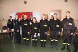 Brzezińscy strażacy ochotnicy spotkali się na walnym zebraniu sprawozdawczo-wyborczym. Były podsumowania, odznaczenia i ślubowanie