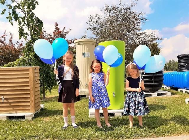 Spółka Wod-Kan Skierniewice wręczyła nagrody