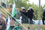 Są kary dla kibiców zatrzymanych po wydarzeniach na stadionie Olimpii