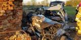 Tragiczny wypadek w miejscowości Duczów Mały na DK 42. Nowe fakty [ZDJĘCIA]