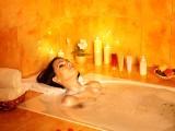 Kąpiel idealna? Im cieplej, tym krócej