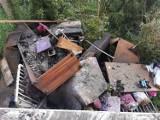Powiat malborski. Pożar w mieszkaniu w Lasowicach Wielkich, wypadek w Malborku. Tygodniowy raport KP PSP