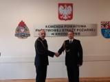 Nowy zastępca Komendanta Powiatowego PSP w Krotoszynie [ZDJĘCIA]