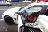Tragiczny wypadek na autostradzie A1 pomiędzy węzłami Rybnik i Żor. Jedna osoba zginęła, a jedna została ranna