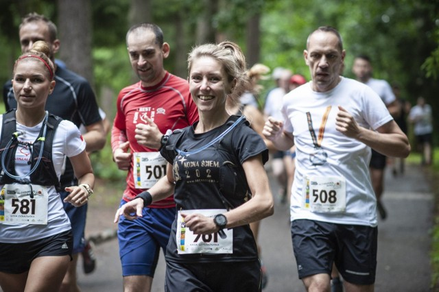 W sobotę na terenach Góry Chełmskiej odbył się 5. Górski Półmaraton Pętli Tatrzańskiej oraz 10. Kurs na Chełmską.