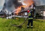 Dzień Strażaka 2021. Straż pożarna w akcjach gaśniczych w Bydgoszczy i okolicach na zdjęciach naszych fotoreporterów