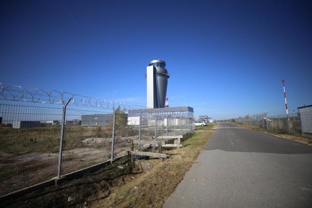 Nowa wieża w Pyrzowicach