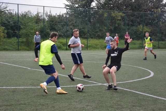Turniej piłkarski w Brodnicy. Zacięta walka o Puchar Wójta. Kto zwyciężył?