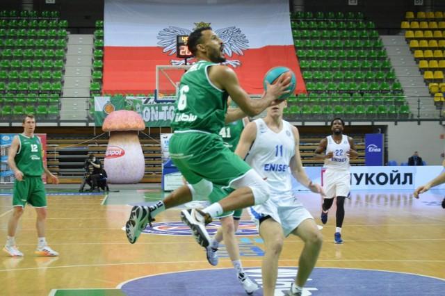 Koszykarze Enei Zastalu BC Zielona Góra pokonali Jenisej Krasnojarsk.