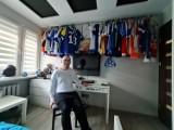 Ruch Chorzów: Kolekcja koszulek Niebieskich Artura Leszka robi wrażenie ZDJĘCIA