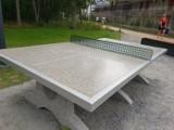 Inowrocław. Radni PiS: - Zamontujmy plenerowe stoły tenisowe. Ratusz: - Bardziej niż stoły do ping-ponga potrzebne są szczepionki