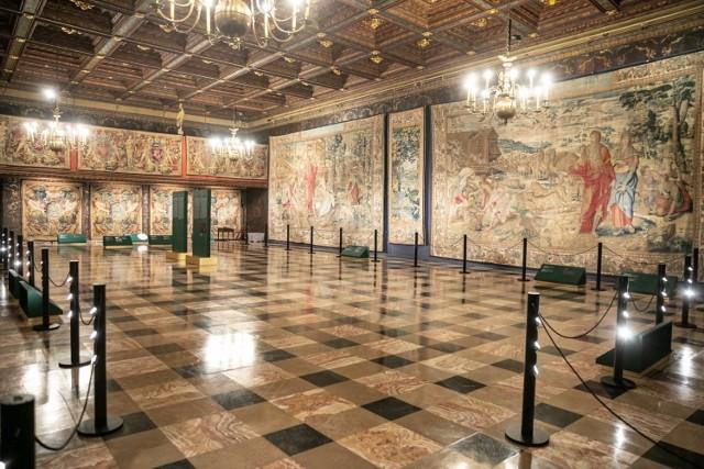 Po raz pierwszy wszystkie zachowane w Polsce arrasy Zygmunta Augusta zostaną zaprezentowane we wnętrzach, do których zostały stworzone