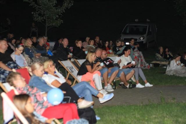 Kino plenerowe w Koninie tradycyjnie przyciągnęło sporą widownię