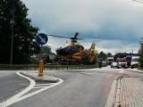 Wypadek na DK11 między Tworogiem a Lublińcem