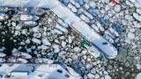 Ustka, letnia stolica Polski w zimowej szacie. Zobacz przepiękne wideo promujące Ustkę w zimowej odsłonie (wideo, zdjęcia)