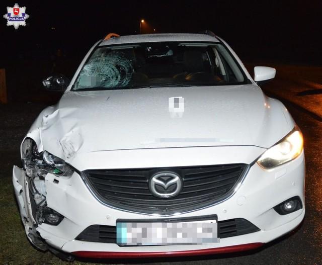 Śmiertelny wypadek w Różańcu. Nie żyje 15-letnia dziewczynka