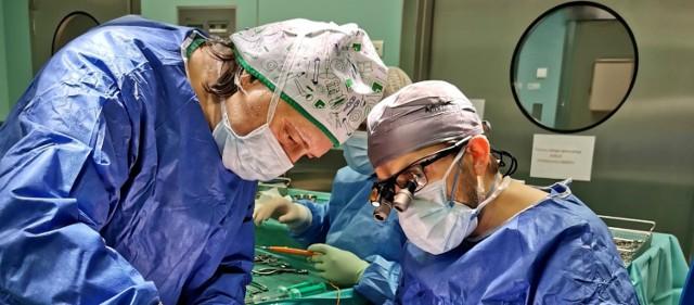 Prof. Gosk i dr Martynkiewicz utworzyli w szpitalu Orthos Centrum Rekonstrukcji Splotu Ramiennego i Nerwów Obwodowych
