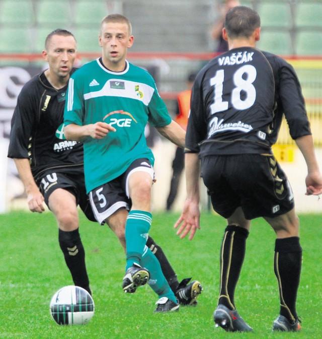 Janusz Gol z dobrej strony pokazał się przed tygodniem, gdy PGE GKS pokonał Polonię Bytom