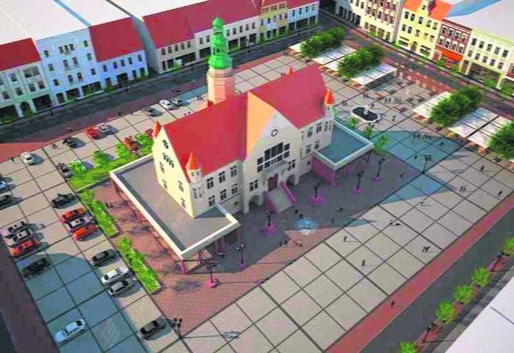 Krotoszyn: 2,5 mln zł na rewitalizację centrum miasta