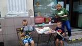 Publiczne czytanie komiksów w krotoszyńskiej bibliotece [ZDJĘCIA]