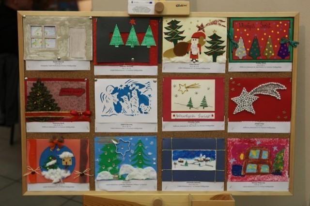 Projekt kartki bożonarodzeniowej [KONKURS]
