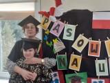 Specjalny Ośrodek Szkolno-Wychowawczy w Zbąszyniu. Pasowanie na ucznia pierwszoklasistki Gabrysi