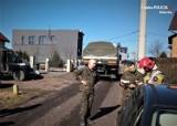 Niewybuchy z czasów wojny w Mikołowie i w Łaziskach Górnych. Saperzy mieli pracowity dzień