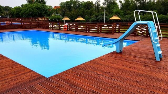 Nowy basen miejski w Grodkowie już otwarty
