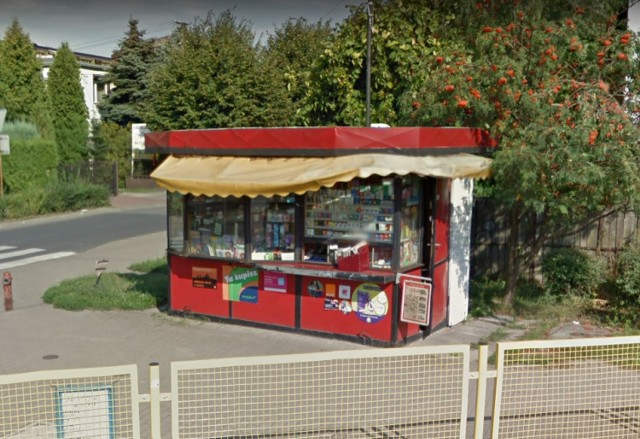 Część z tych kiosków zniknęła zupełnie z krajobrazu Wielunia