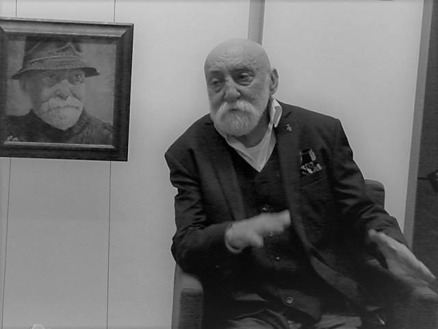 Zmarł Ryszard Kowalczyk, związany ze Zduńską Wolą malarz z gm. Zadzim