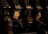 Kraków. Morawiecki i Orban na mszy na Wawelu. Abp Jędraszewski: Wyzwolić się z obłędnego tańca teraźniejszości. Opamiętać się! [ZDJĘCIA]