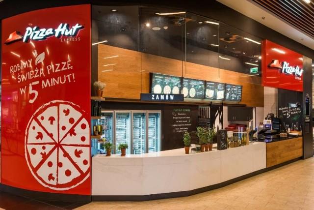 Pizza Hut Express w Wałbrzychu będzie działać w Galerii Victoria.