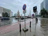 Warszawa. Już od poniedziałku startują prace na rondzie Dmowskiego. Czekają nas olbrzymie utrudnienia w centrum