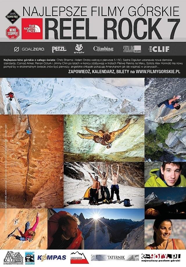 Zamość: Najlepsze filmy górskie w Stylowym - Reel Rock 2012