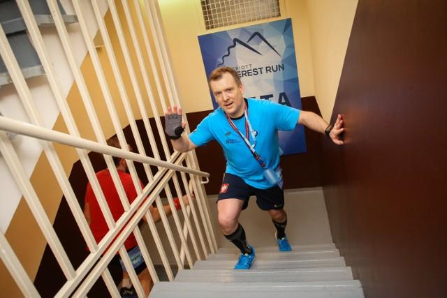 Marriott Everest Run 2017. Biegłeś? Szukaj się na zdjęciach! [ZDJĘCIA]