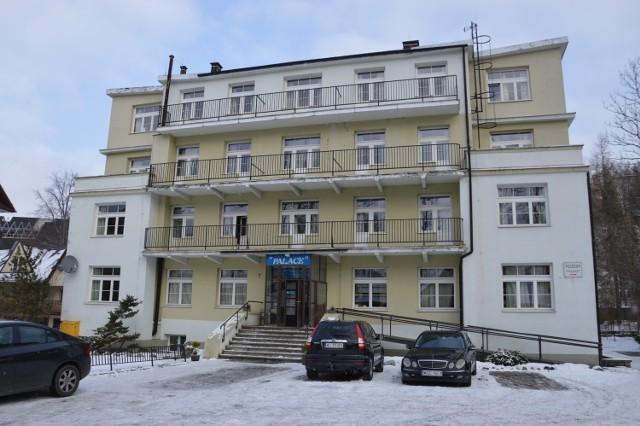 "Budynek ""Palace"" w Zakopanem"