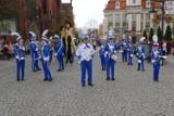 Koncert Dziecięco-Młodzieżowej Legnickiej Orkiestry Dętej w Akademii Rycerskiej