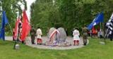 Gdańsk: Odsłonięcie pomnika hrabiego Plélo w pobliżu Twierdzy Wisłoujście [ZDJĘCIA]