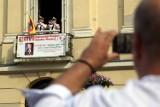 Hejnaliści powrócili do Lublina. Na balkon Trybunału Koronnego w Lublinie powrócił Ogólnopolski Przegląd Hejnałów Miejskich. Zobacz zdjęcia