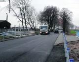 Most drogowy w Orli już otwarty!