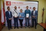 Trzy umowy na lokalne inwestycje - Sławsko, Boleszewo, Wrześnica - w gminie Sławno ZDJĘCIA