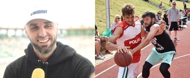 Jest szansa, że Marcin Gortat pojawi się w Krośnie Odrzańskim na turnieju KO Streetball!