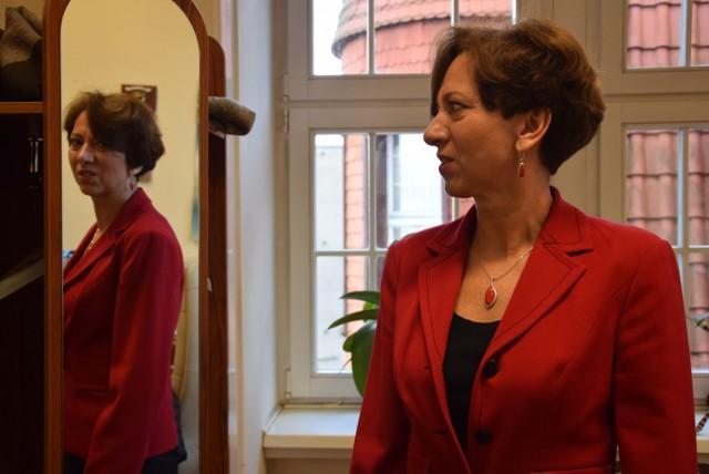 -Dla mnie praca w Centrum to nowe obowiązki i wyzwanie- przyznaje Magdalena Ludwikowska