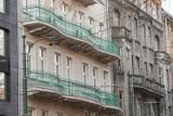 Kraków. Tak wygląda kamienica z falistymi balkonami przy ul. Straszewskiego 24 po remoncie [ZDJĘCIA]