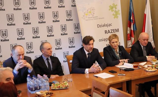 Rada Aglomeracji Kalisko-Ostrowskiej o obwodnicy Kalisza