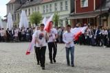 """Zbąszyń """"Majówka z Polską"""" - Święto Flagi Rzeczypospolitej Polskiej. Polskie barwy narodowe"""