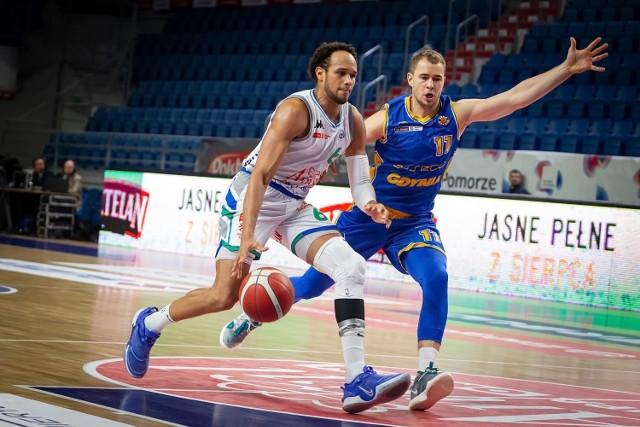 Ivan Almeida dla Anwilu Włocławek zdobył 24 pkt.