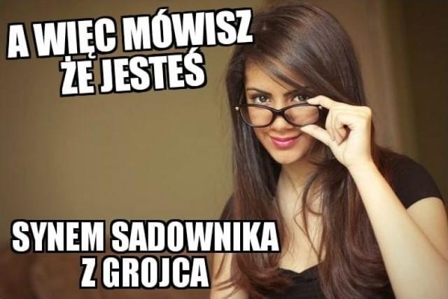 Grójec - memy i śmieszne obrazki. Z czego śmieją się mieszkańcy Grójca?